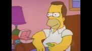 Семейство Симпсън - С4 Е10 Първата дума на Лиса Бг субс