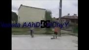 Skate Tricks Nakata, Stilchy & Petkata97
