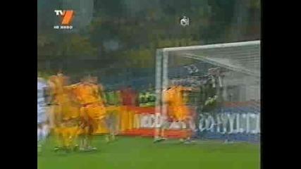 Румъния - Холандия 1 - 0, Краят На Надеждите Ни (13.10.2007)