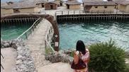 Музеят на водата в Залива на костите край Охрид