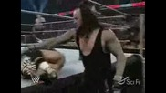 Ecw - Kane And The Undertaker Vs. Miz And Morrison