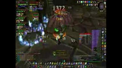 All out vs illidan stormrage:pov muspk enhancement shaman