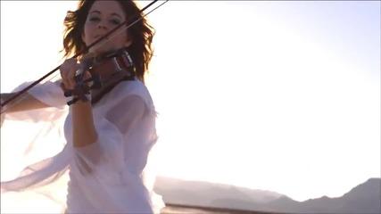 Цигулката си казва думата !! lindseystomp - Elements - Lindsey Stirling(dubstep Violin Original Son)