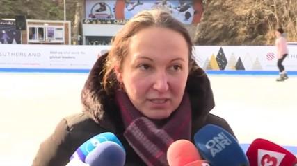 """Евгения Раданова: На """"Юнак"""" направих първите си стъпки"""