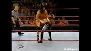 Bradshaw vs. Justin Credible - Wwe Heat 01.09.2002