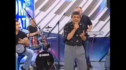 Angel Dimov - Zidao sam kule - (live) - Sto da ne - (tvdmsat 2009) .in