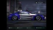 Nfs Carbon - My Cars #1