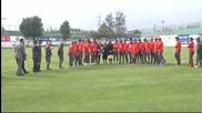 Президентът на Чили посети отбора преди Мондиала