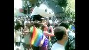 Гей парад - Тел Авив/израел - 12 юни 2009г.