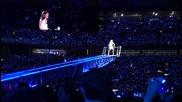 На живо от Ийст Ръдърфорд! Taylor Swift - You Belong With Me - The 1989 World Tour - 11.07.2015