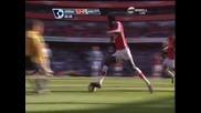 04.04 арсенал - Манчестър Сити 2:0 Емануел Адебайор гол