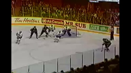 хокей на лед - завлачка