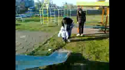 Играем си с малкото Дани (2010г.)