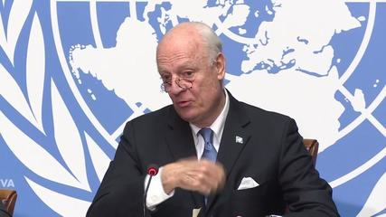 Switzerland: De Mistura presents 12-point paper for next stage of Syria talks