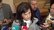 Дариткова: Петък е ден на опозицията