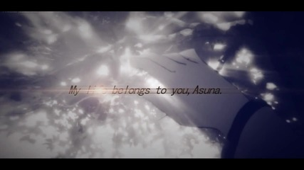 Kirito x Asuna ~ Right Here