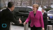 Cautious Merkel on Verge of Biggest Risk With 'Grexit'