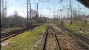 междугарието - централна гара Пловдив - Сточна гара