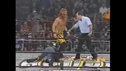 Chris Jericho Vs. Raven Wcw Halloween Havoc