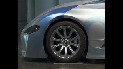 Bmw Museumin - H2r Hydrogen Car