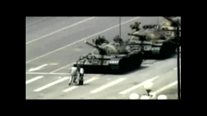 The Tank Man - The Unknown Rebel