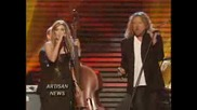 Robert Plant, Alison Krauss Sweep 5 Grammy Awards
