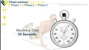 Тренировка за гърди в домашни условия - Chest Workout Home Version