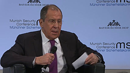 Germany: Lavrov mistakenly dubs UK's defence secretary 'minister of war'