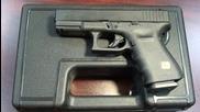Cz 75 P-07 Duty сравнение с Glock 19 част 1 от 3
