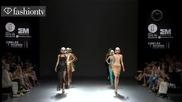 Sassy Sex Appeal & Intricate Corsets Maya Hansen Spring 2012, Madrid Fashion Week