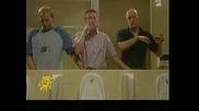 какво правят мъжете в банята
