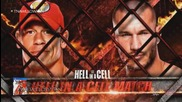 Wwe Hell In A Cell 2014 Match Card - John Cena Vs Randy Orton