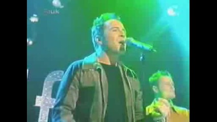 Westlife - World of Our Own live