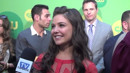 Danielle Campbell Previews The Originals