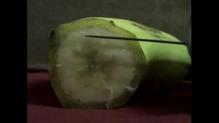 Готин трик с банан с който можете да изкарате някой лев :)
