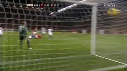 Феноменален гол на Бербатов 31.10.2009