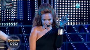 "Джулия Бочева като Beyonce - ""Single ladies"" | Като две капки вода"