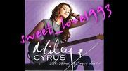 Miley Cyrus - Talk is cheapg
