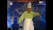 Комиците - Готвач Мусака Или Смърт!(смях) 04.07.2008