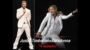 Madonna Feat & Justin Timberlake - 4 minutes