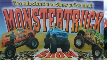 Tornado Stuntman & Monstertruck Show Teil 2