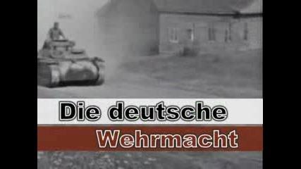 Blitzkrieg - Wehrmachtssoldaten