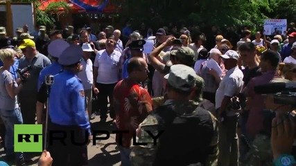 Ukraine: High tensions as demands are made for monument to Odessa Massacre victims