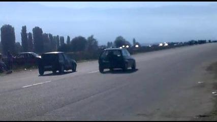 Astra C20xe (angel) vs Opel Corsa (ivo)