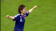 Женски футбол-финал, Япония- Сащ 2:2,дузпи 3:1