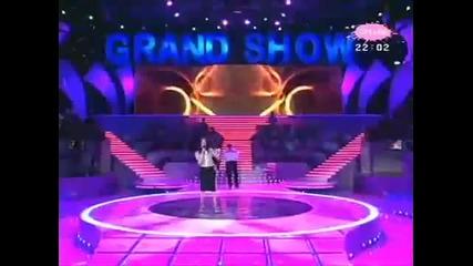 Tanja Savic - albuma Zlatnik - Mix 3 Pesme 2008 - Grand Show - Tv Pink