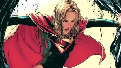 Nerd Sauce - Cbs Supergirl