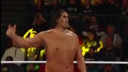 The Great Khali vs Epico & Primo (w Hornswoggle & Rosa Mendes) - Wwe Raw 111912 Full Show