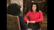 Интервю на Опра Уинфри Майкъл Джексън ( Michael Jackson Interview With Opra 1993) Част 1