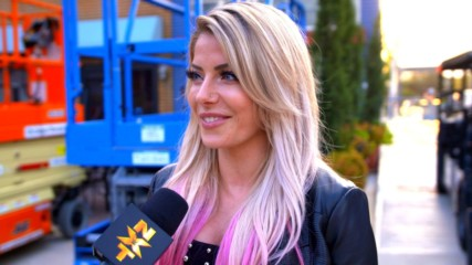 Alexa Bliss discusses the impact NXT had on her career: WWE.com Exclusive, Sept. 18, 2019